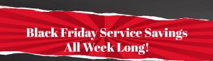 Black Friday Service Offers in brandon
